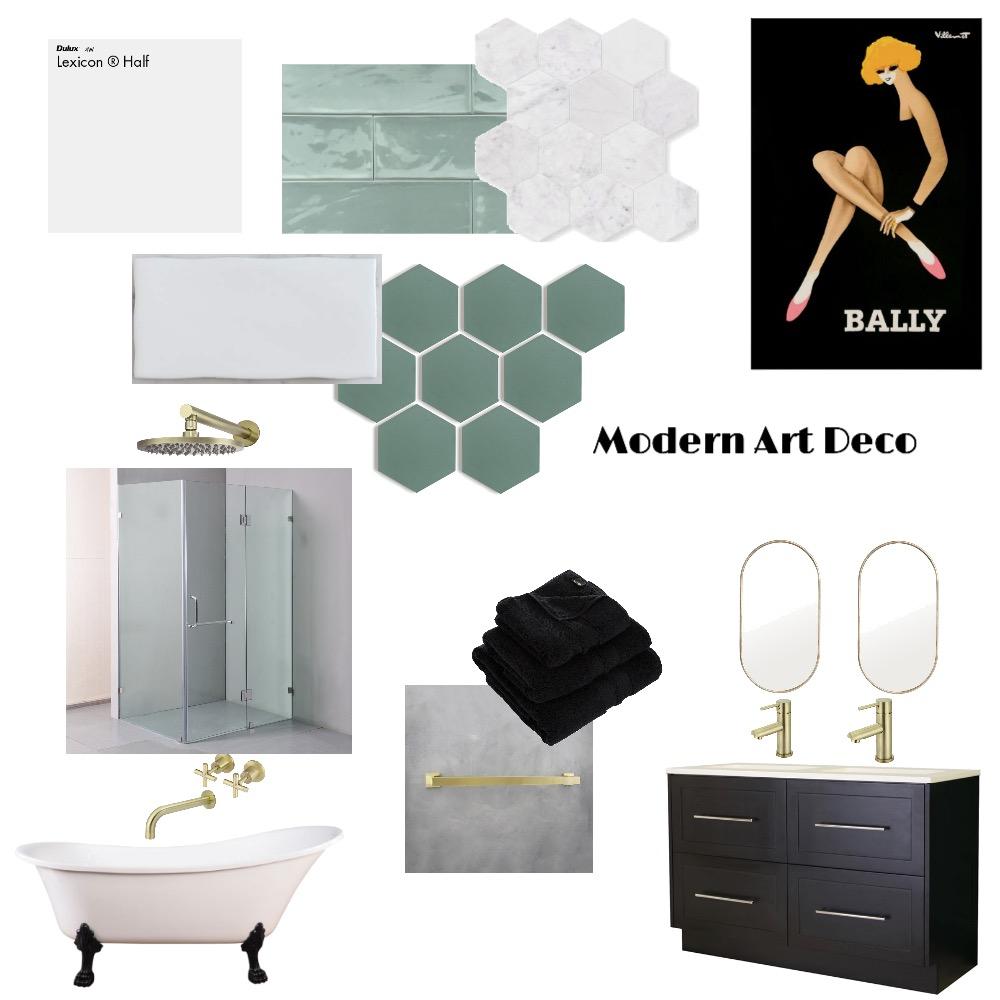 Reynolds Bathroom Renovation Mood Board by Melissa Welsh on Style Sourcebook
