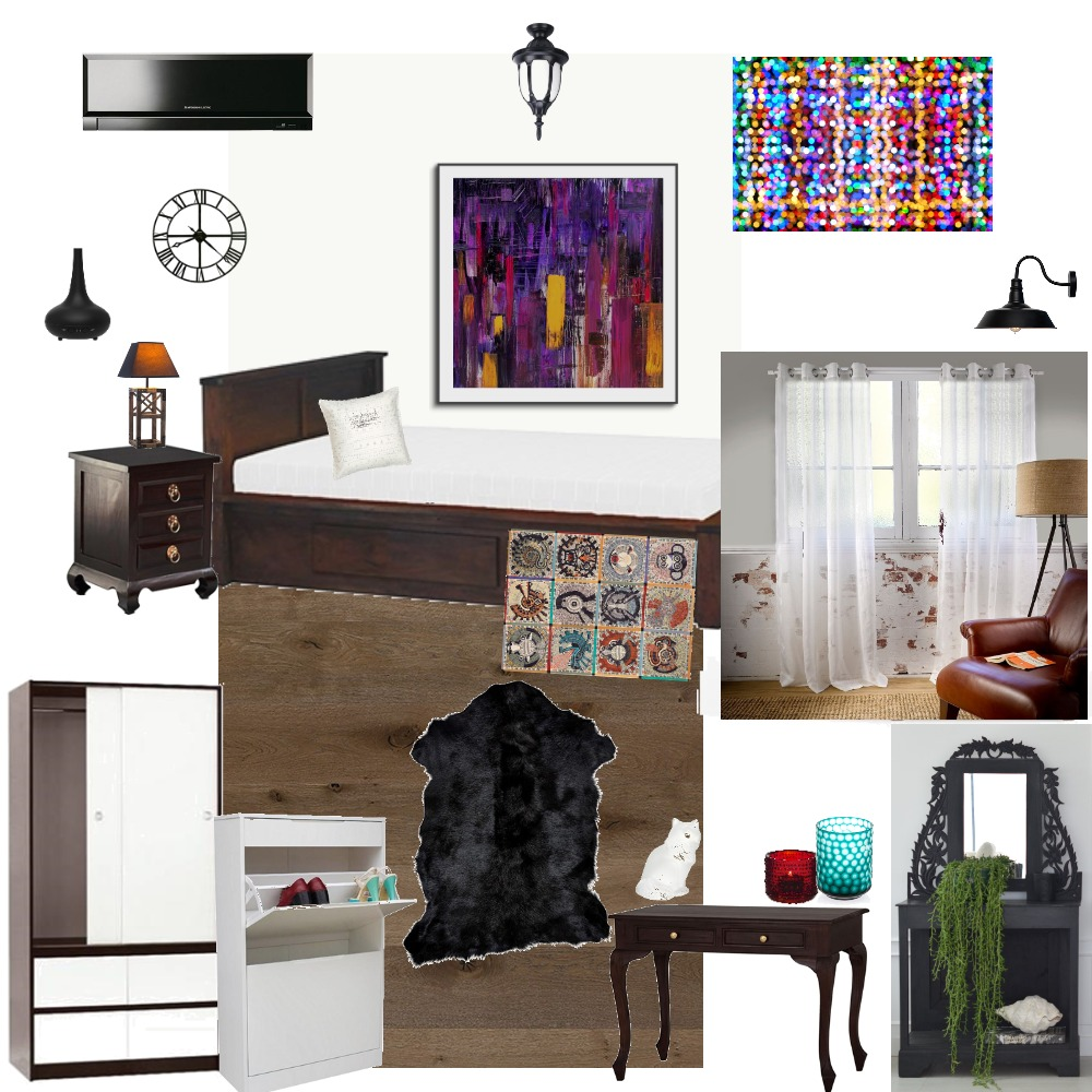 bedroom Interior Design Mood Board by BayuWardhana on Style Sourcebook