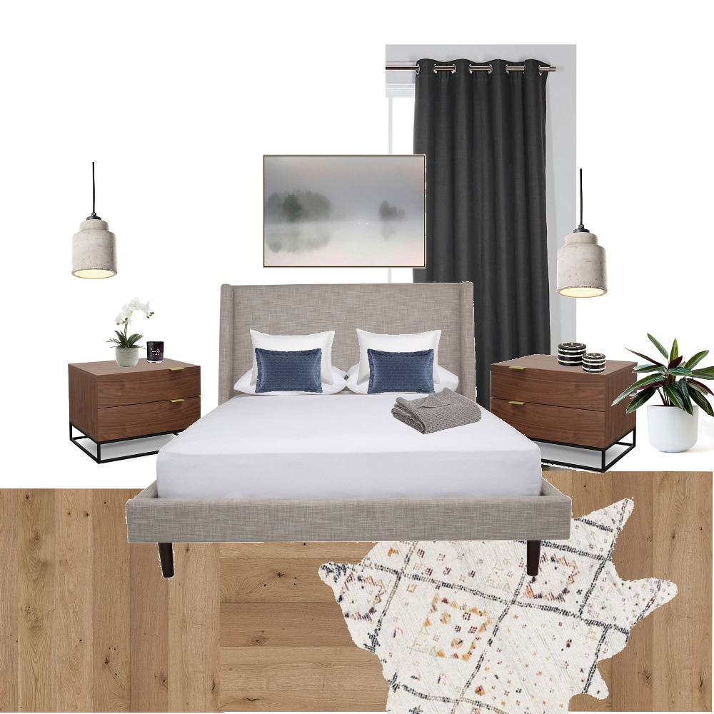 bedroom Mood Board by Mryrza on Style Sourcebook