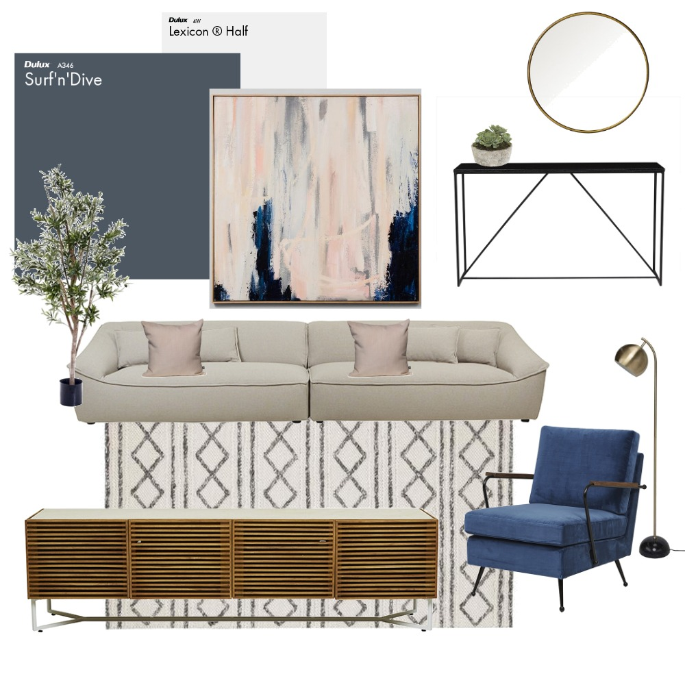 Sarah 2 Mood Board by Hunter Style Collective on Style Sourcebook