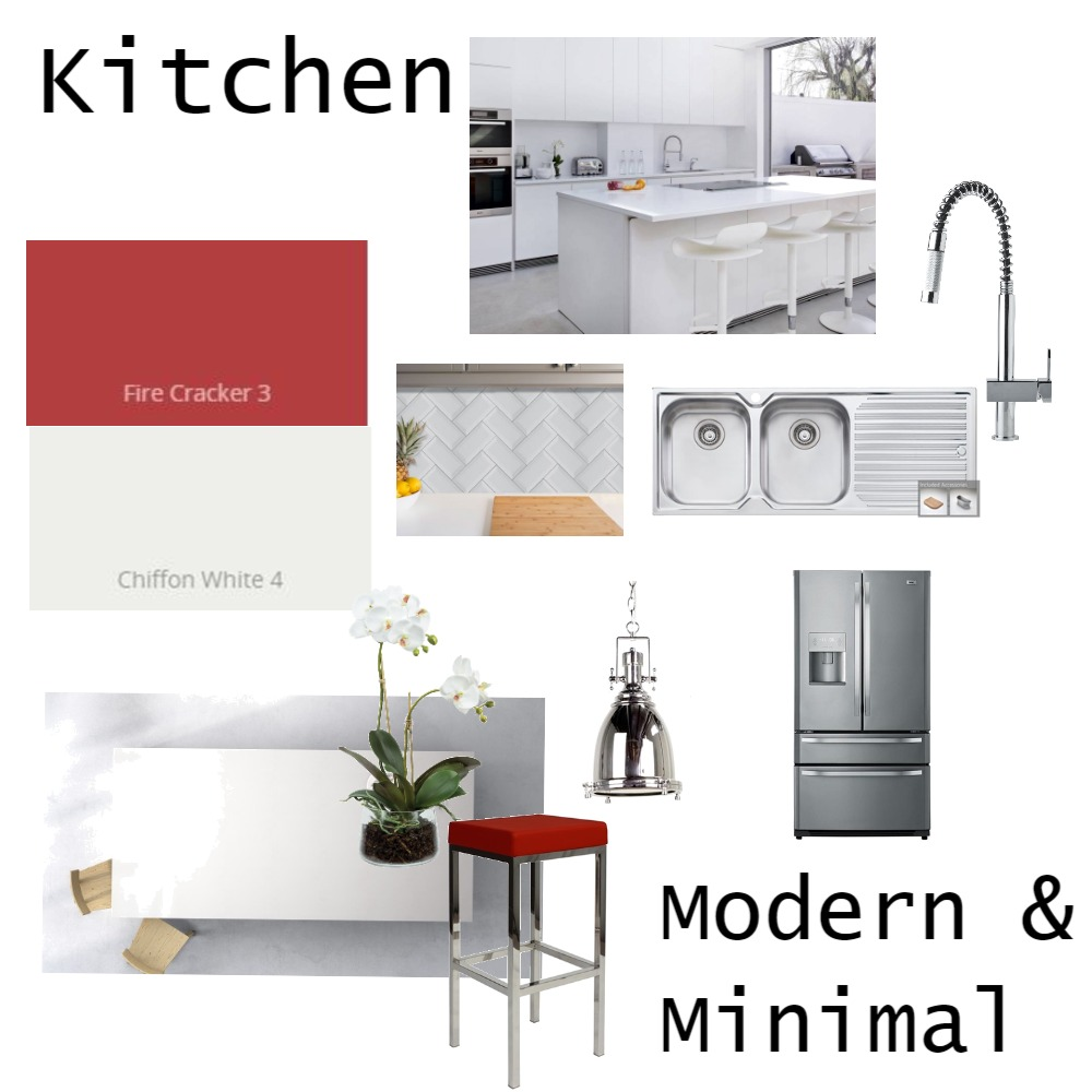 Kitchen Interior Design Mood Board by CharleneVanHeerden on Style Sourcebook
