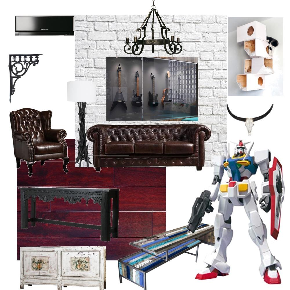 livingroom Interior Design Mood Board by BayuWardhana on Style Sourcebook