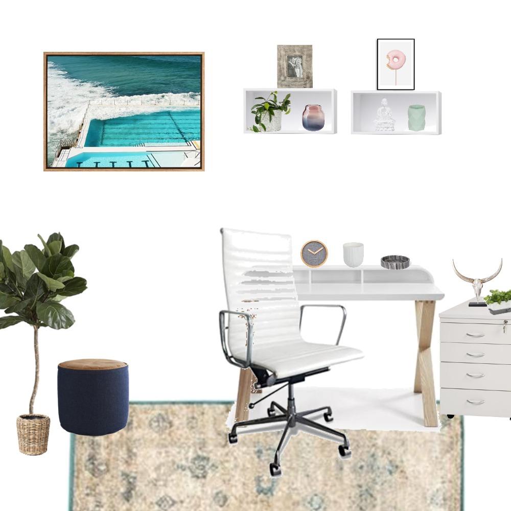 Study Interior Design Mood Board by KellyByrne on Style Sourcebook