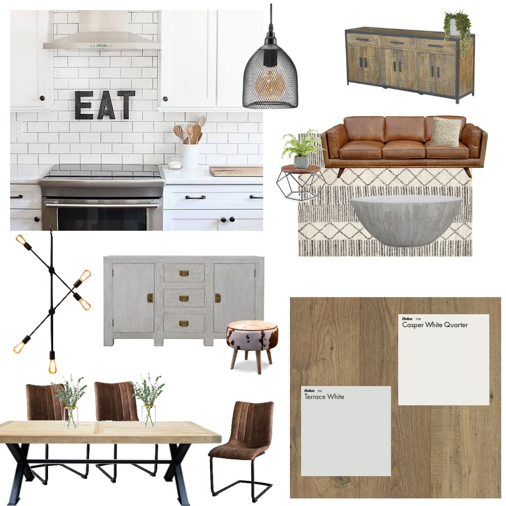 Rd. 20 House Interior Design Mood Board by ddumeah on Style Sourcebook