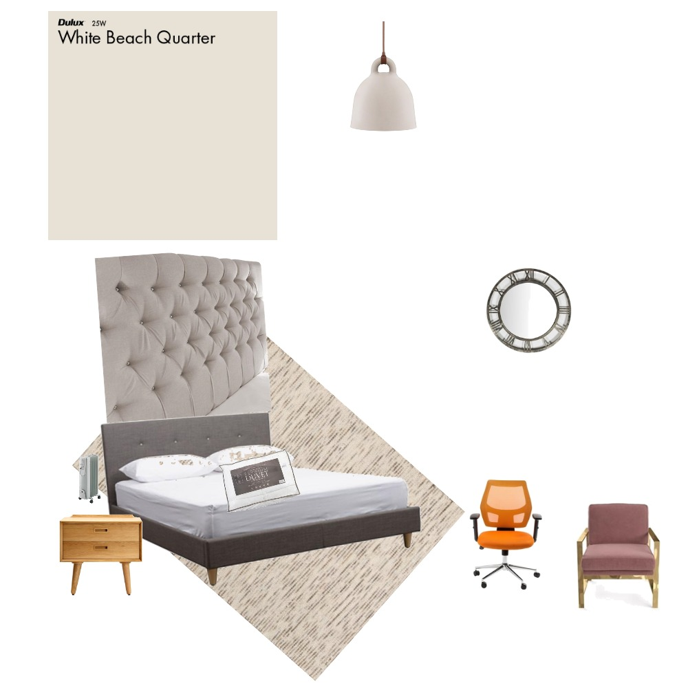 bedroom Interior Design Mood Board by matthewthompson on Style Sourcebook