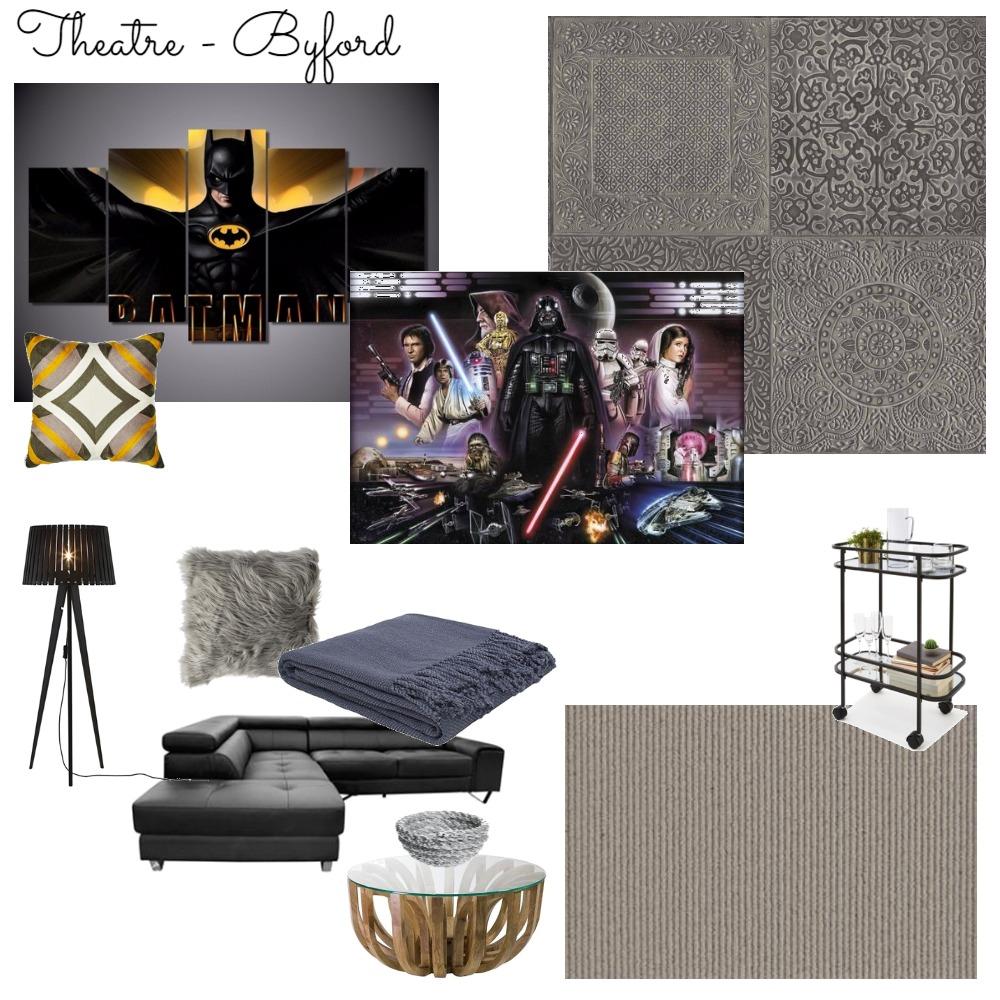Theatre - Byford Interior Design Mood Board by jovanka.hawkins on Style Sourcebook