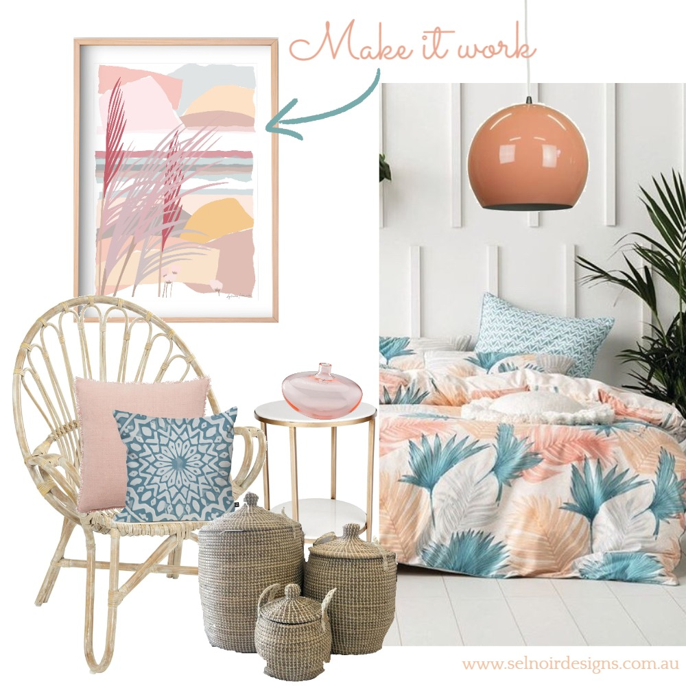 The beach house Interior Design Mood Board by Sel Noir Designs  on Style Sourcebook