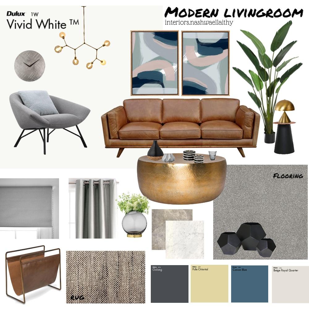 Living Room Moodboard Interior Design Mood Board by NashwaEllaithy on Style Sourcebook
