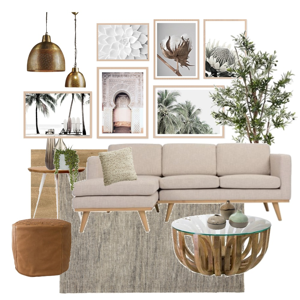 All natural Interior Design Mood Board by Thediydecorator on Style Sourcebook