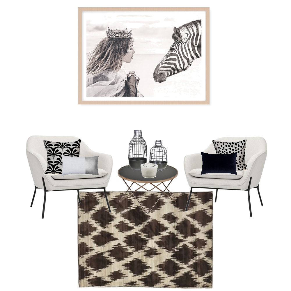 Aunty Sitting Area idea Interior Design Mood Board by Rachaelm2207 on Style Sourcebook
