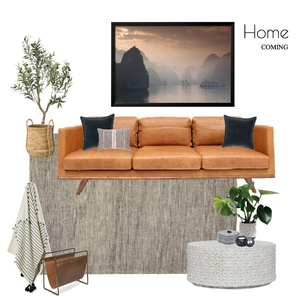 Home Coming Interior Design Mood Board by Selena Style Designs on Style Sourcebook