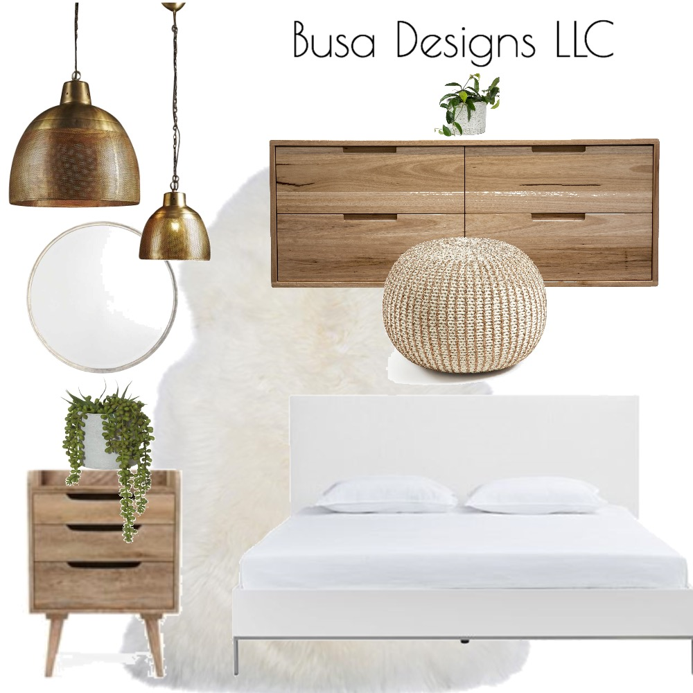 Bedroom Oasis Interior Design Mood Board by busadesigns on Style Sourcebook