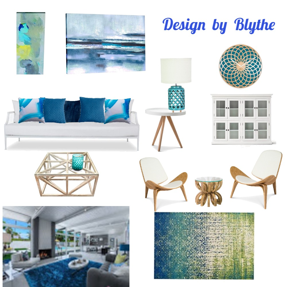 first Interior Design Mood Board by Blythe on Style Sourcebook