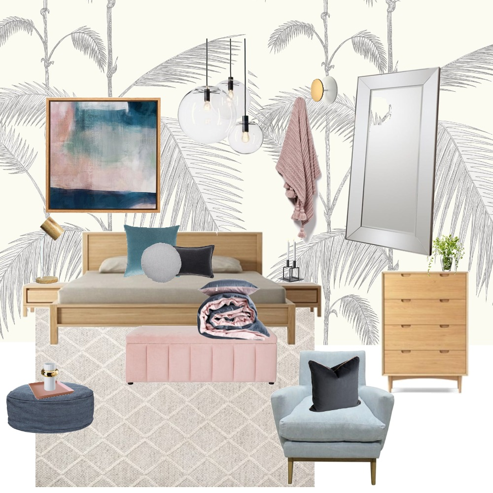 Crebert Main Suite Interior Design Mood Board by harluxe on Style Sourcebook