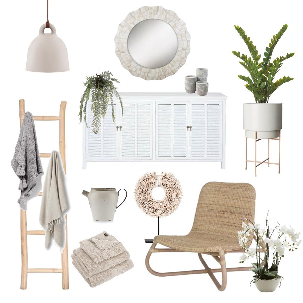 Coastal / Hamptons Bathroom Interior Design Mood Board by braydee on Style Sourcebook