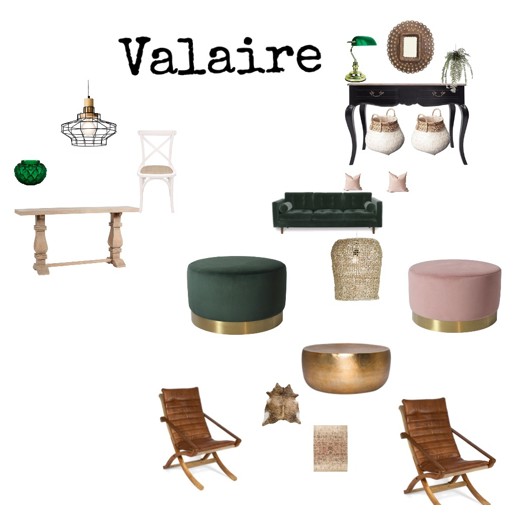 Salon Verde Interior Design Mood Board by camino on Style Sourcebook