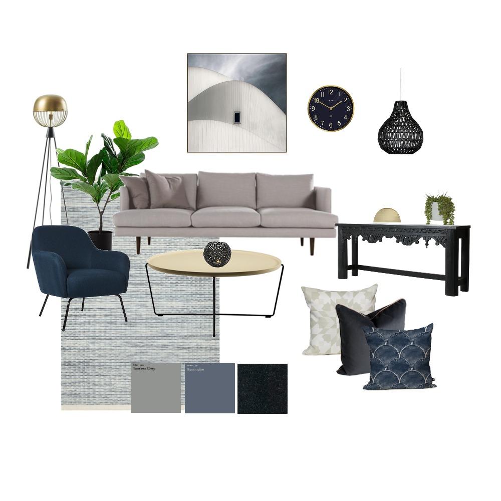 brass2 Interior Design Mood Board by ZIINK on Style Sourcebook