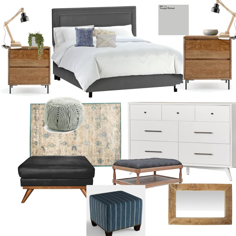 masterbedroom Interior Design Mood Board by smrhll on Style Sourcebook
