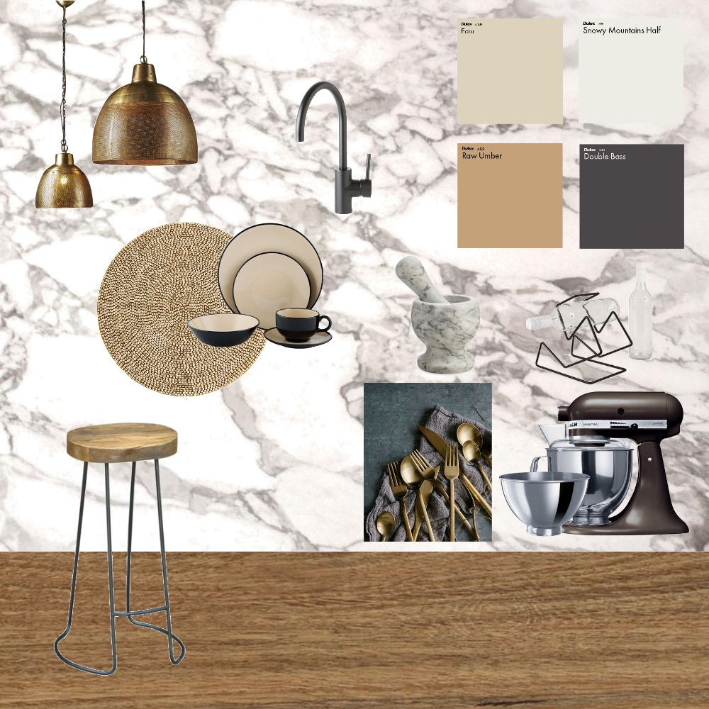 kitchen Interior Design Mood Board by ealpangilinan on Style Sourcebook