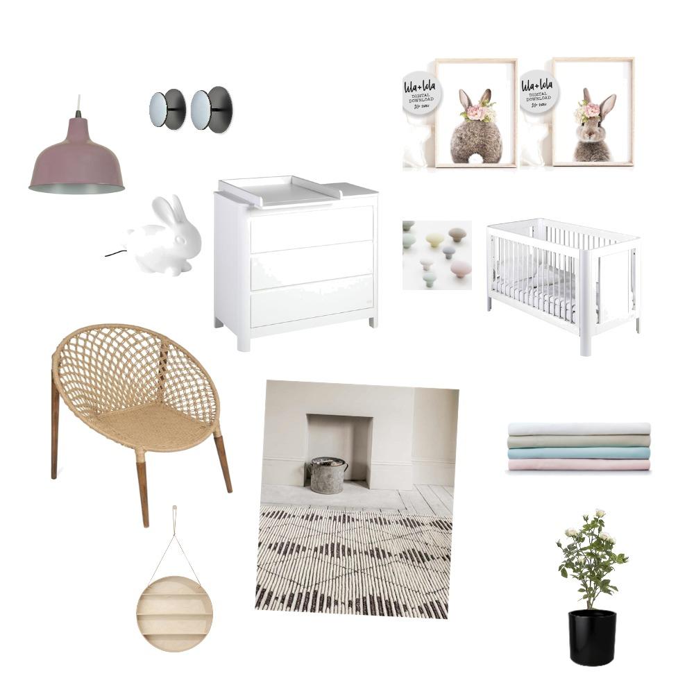 nursary Interior Design Mood Board by shlomo on Style Sourcebook