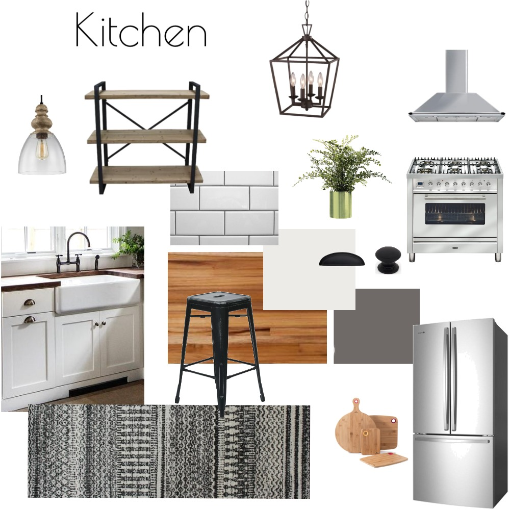 kitchen Interior Design Mood Board by Rollx4 on Style Sourcebook
