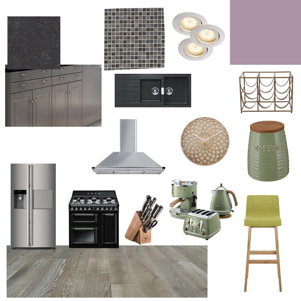 kitchen Interior Design Mood Board by louiseturvell on Style Sourcebook