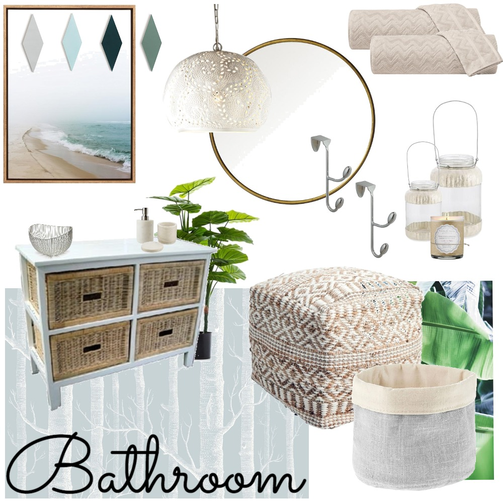 Calm Waters Interior Design Mood Board by LJg on Style Sourcebook