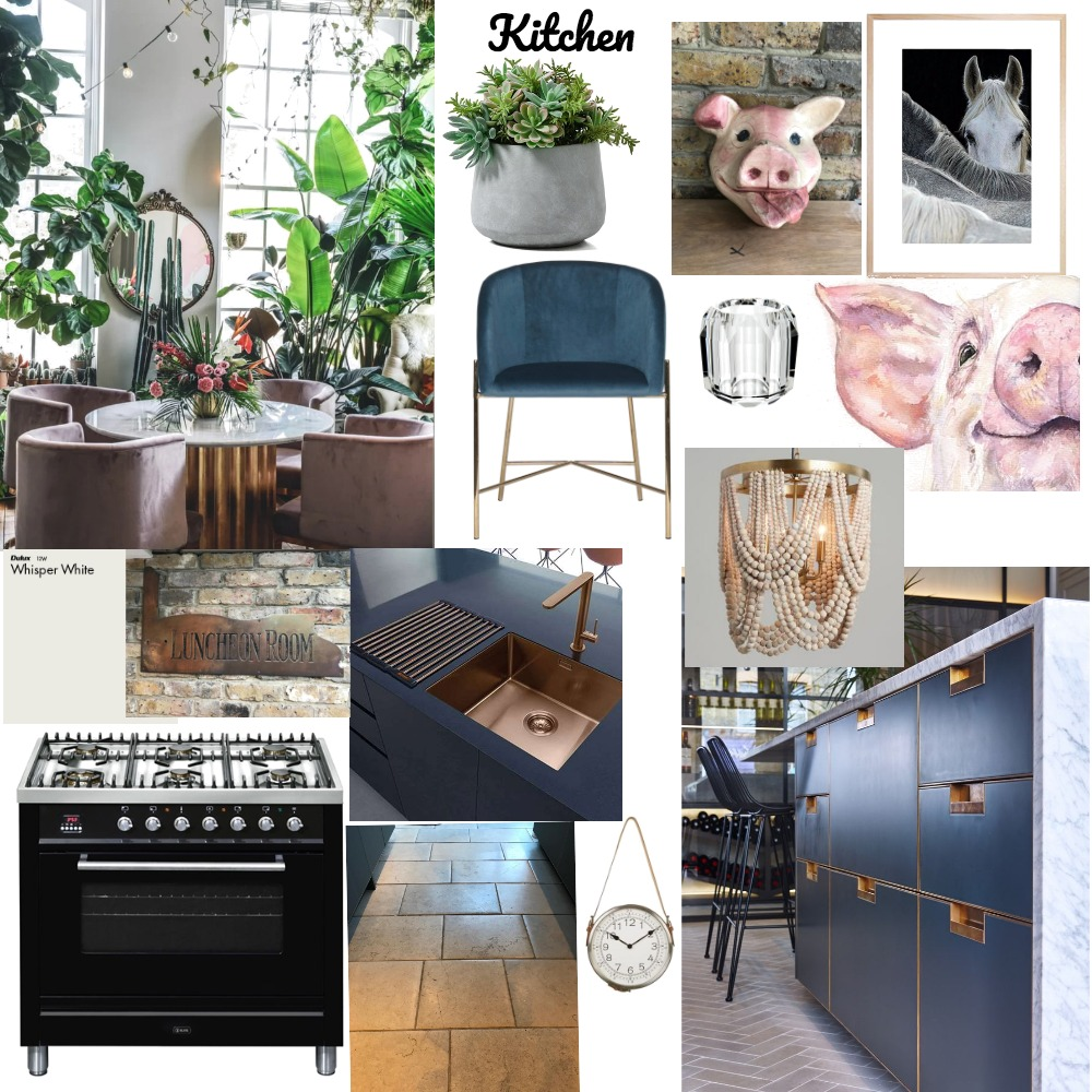 Kitchen Interior Design Mood Board by Tracylee on Style Sourcebook