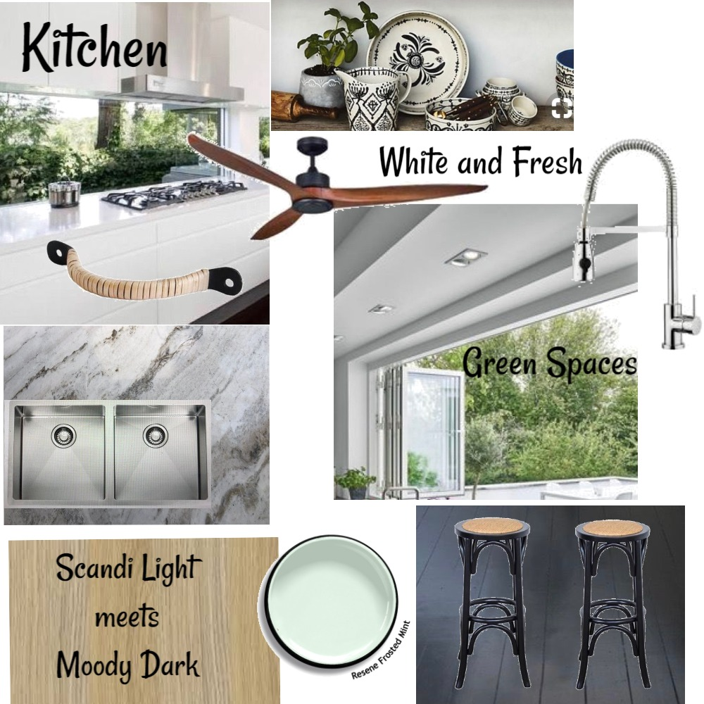 kitchen assignment Interior Design Mood Board by Frankie on Style Sourcebook