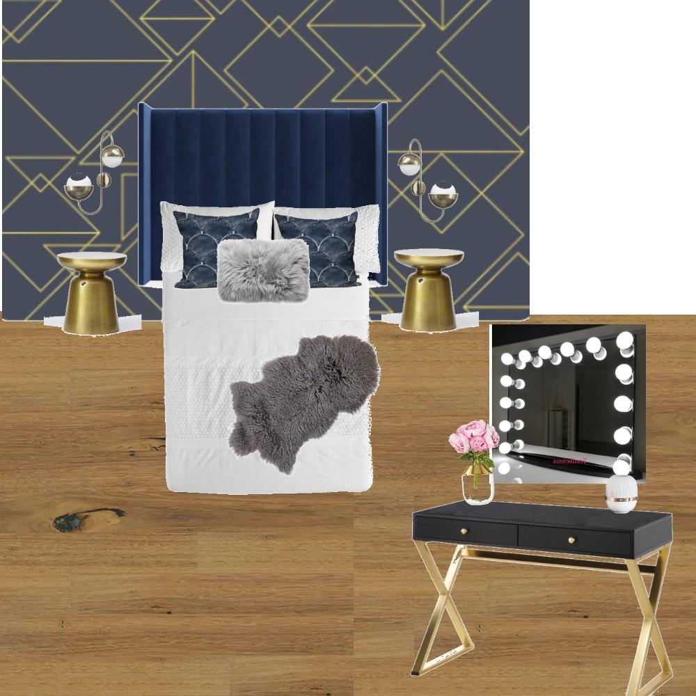 Celine Bed room 1 Interior Design Mood Board by gravitygirl90 on Style Sourcebook