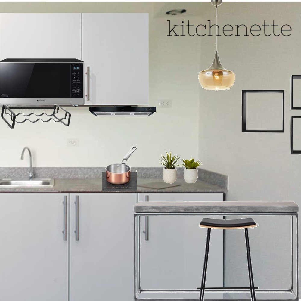 kitchenette Interior Design Mood Board by pasperadesign on Style Sourcebook