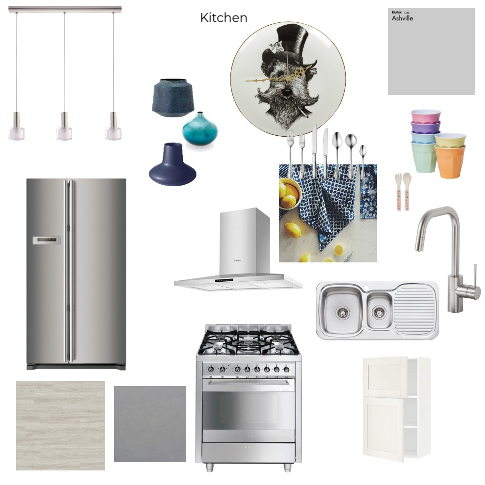 Kitchen Interior Design Mood Board by Shannon on Style Sourcebook