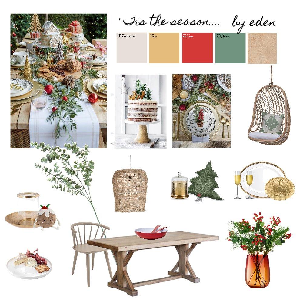 'Tis the season Interior Design Mood Board by edenparker4 on Style Sourcebook