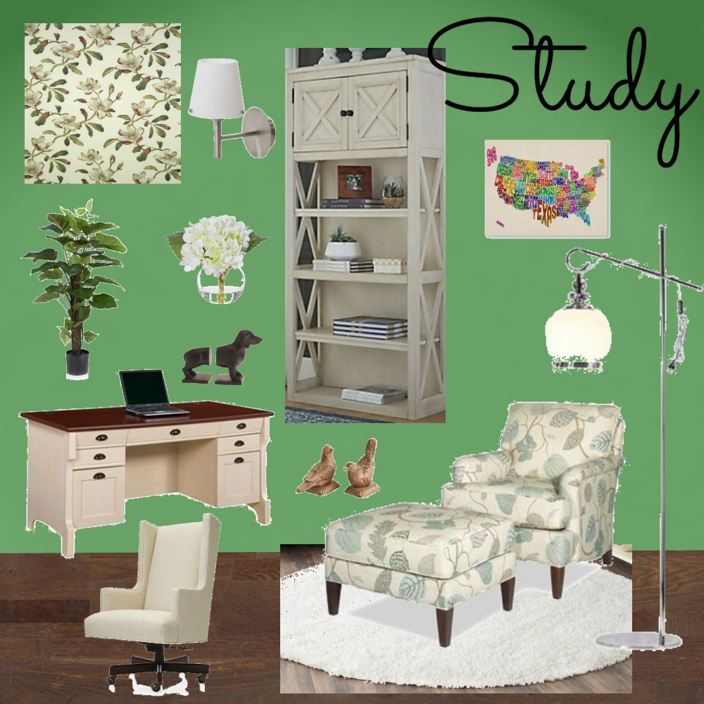 study Interior Design Mood Board by lalz_monik on Style Sourcebook
