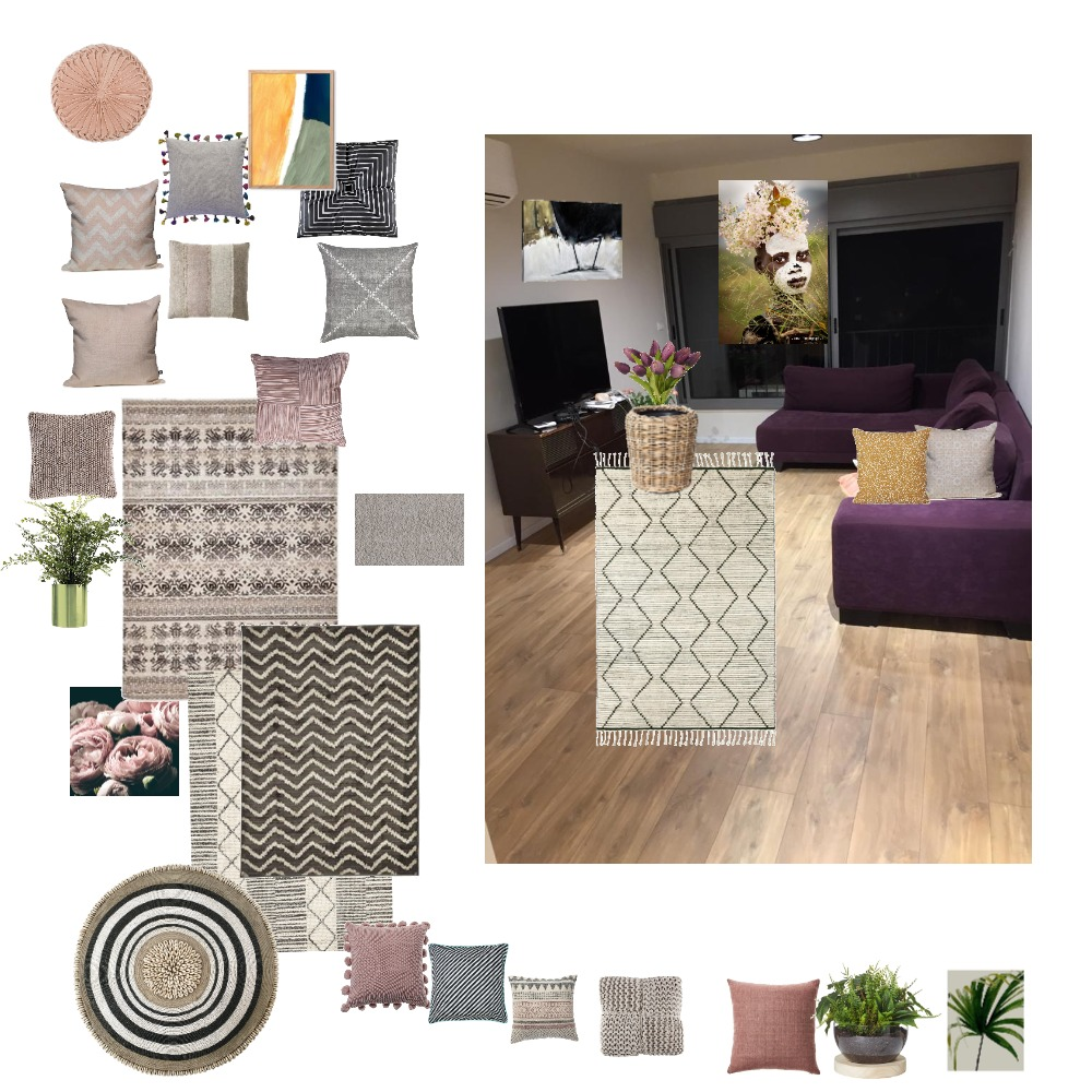 SHELLY'S LIVING ROOM Interior Design Mood Board by ety111 on Style Sourcebook