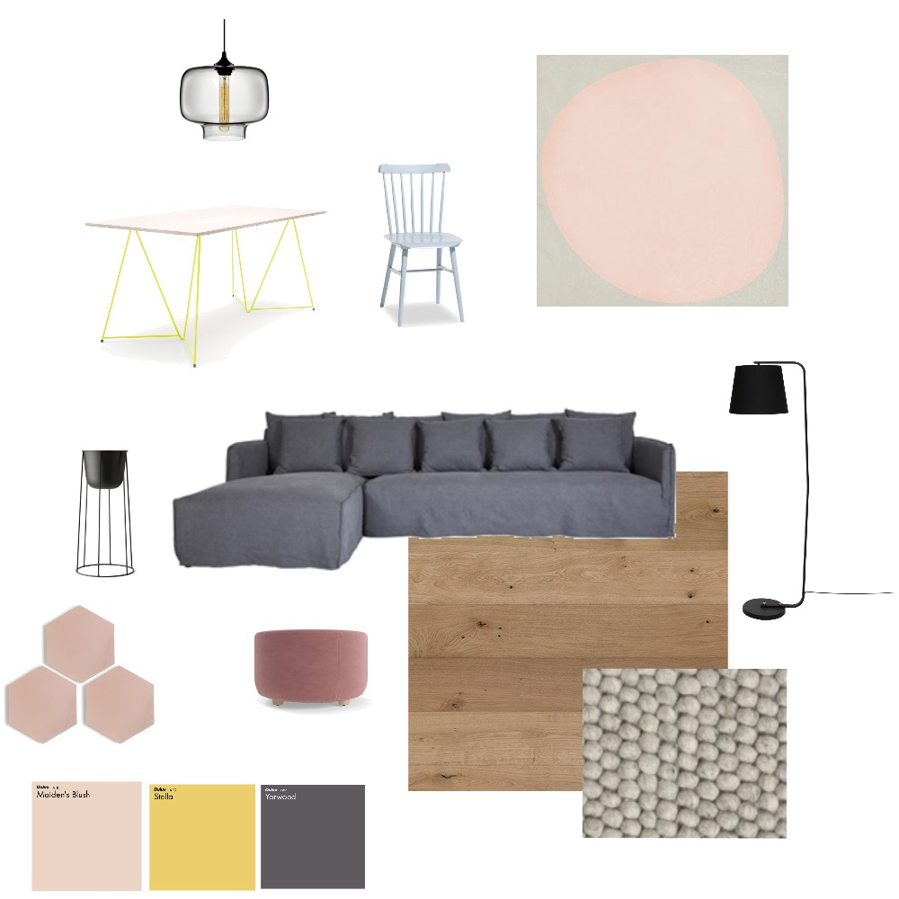 Helanovi Interior Design Mood Board by Bozkova on Style Sourcebook