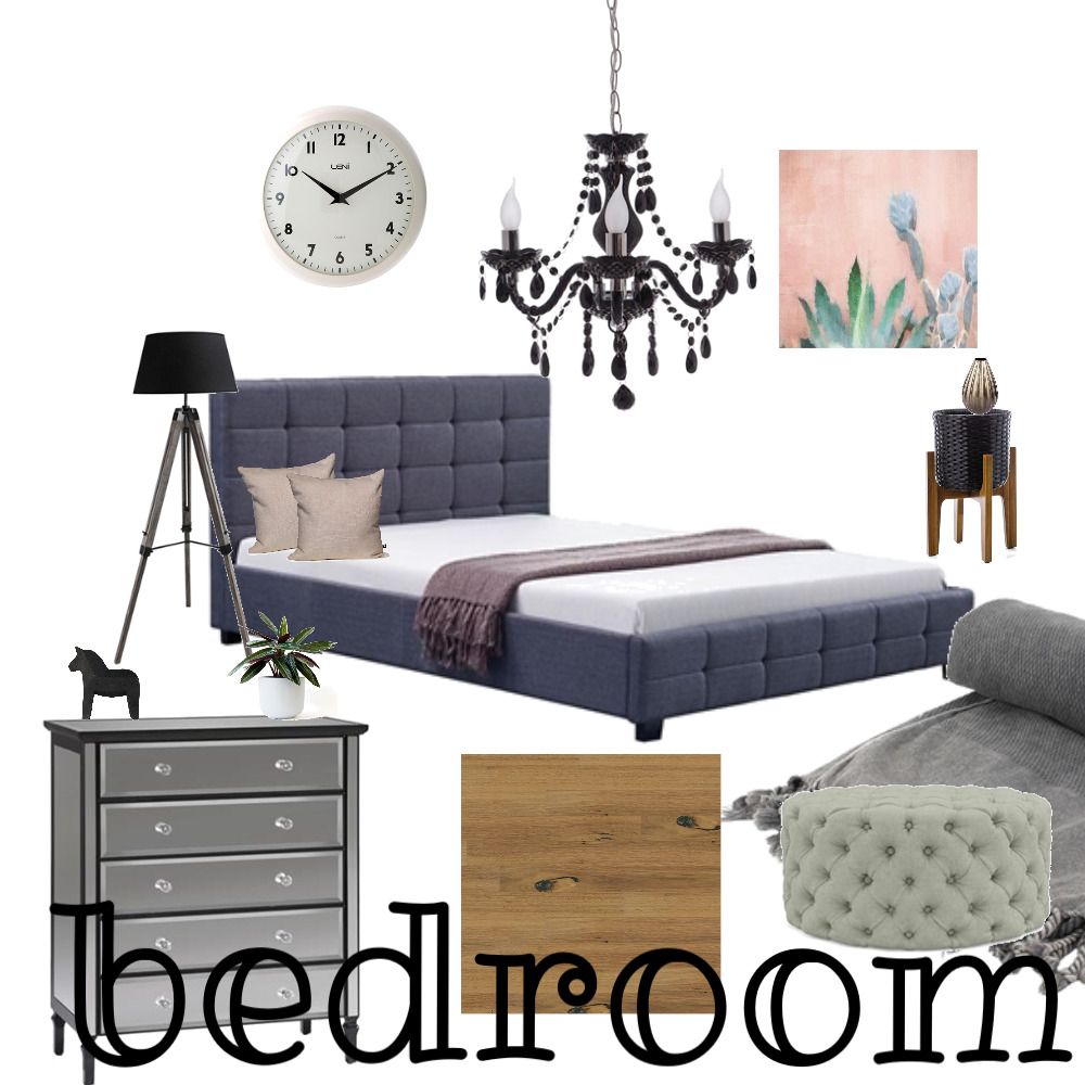 bedroom Interior Design Mood Board by moshe40 on Style Sourcebook