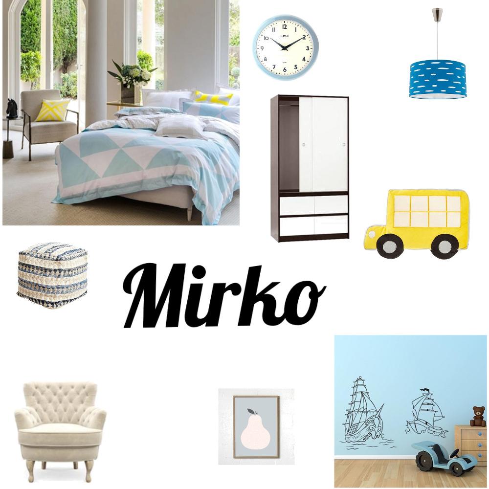 Стаята на Мирко Interior Design Mood Board by Deyana on Style Sourcebook