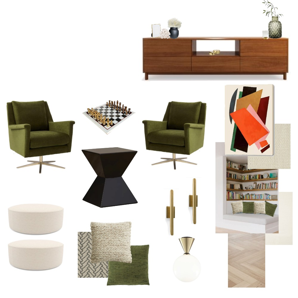 IDI Lounge Interior Design Mood Board by hauscurated on Style Sourcebook