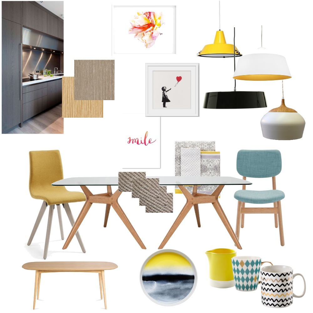 13dining/kitchen mood board Interior Design Mood Board by Altyn on Style Sourcebook