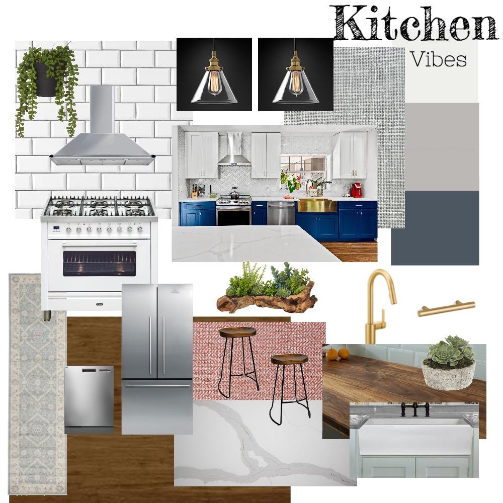 Modern Kitchen Interior Design Mood Board by Marybreckel on Style Sourcebook