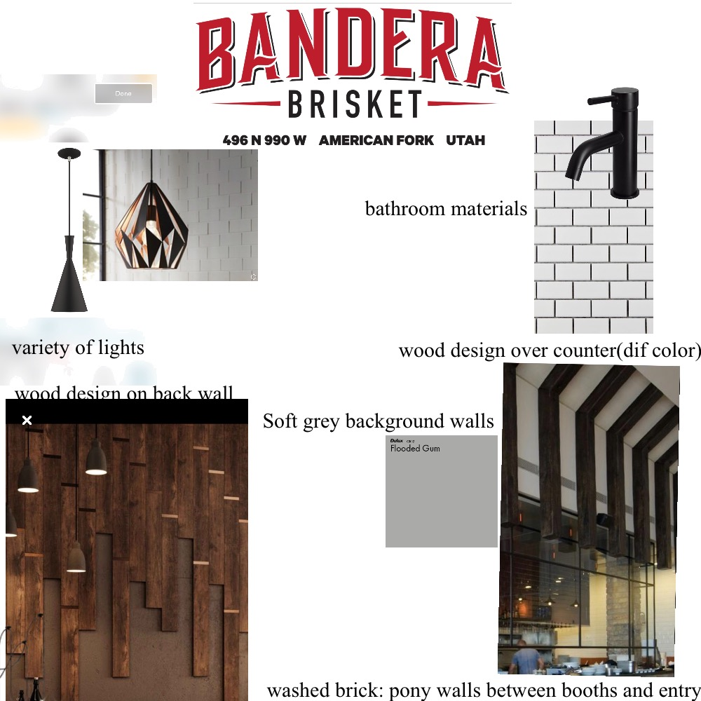 Bandera materials Interior Design Mood Board by KerriBrown on Style Sourcebook