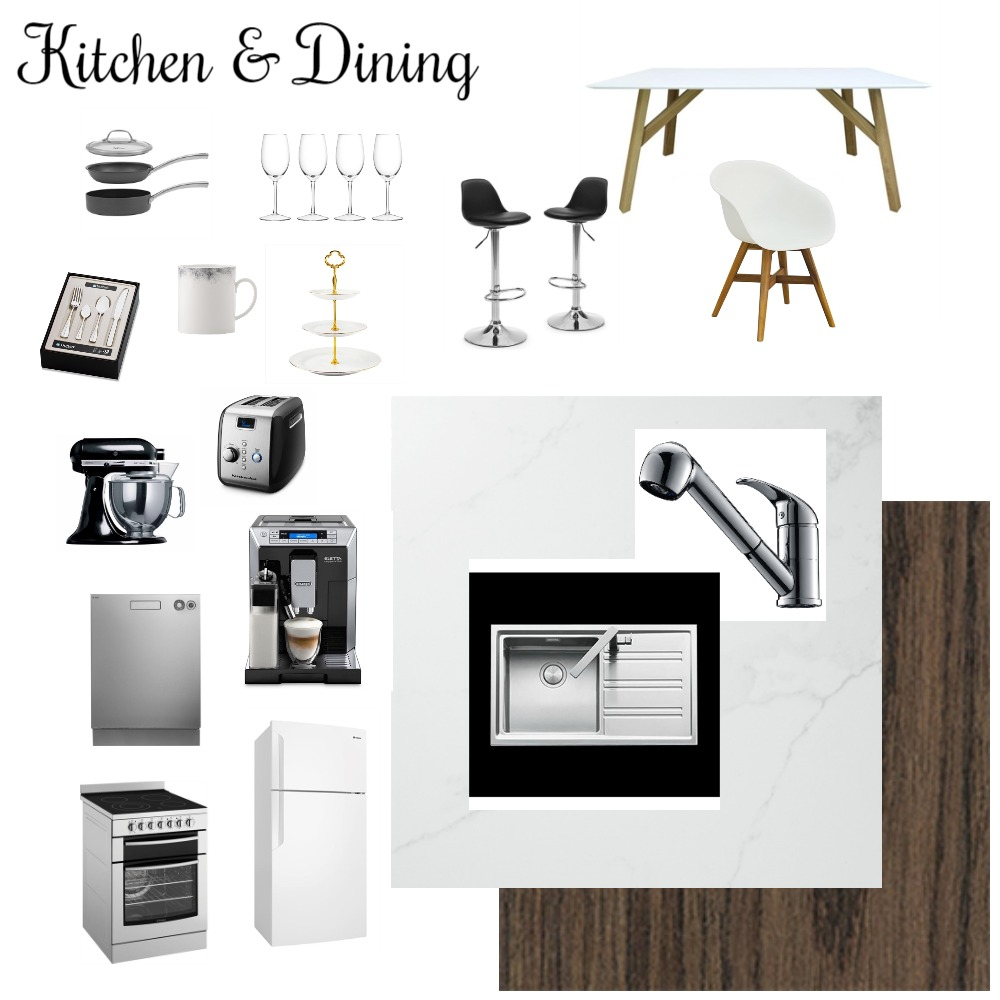 Kitchen & Dining :) Interior Design Mood Board by Poppy150 on Style Sourcebook