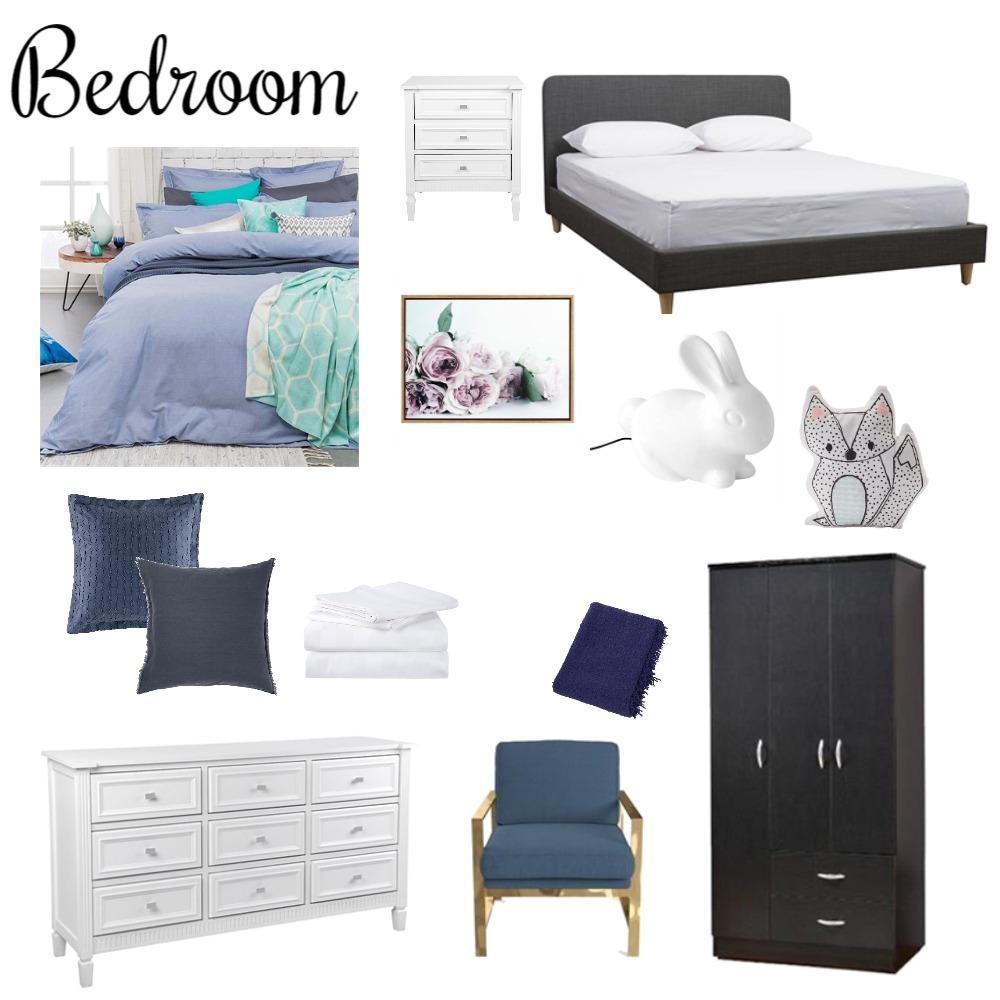 Bedroom :) Interior Design Mood Board by Poppy150 on Style Sourcebook