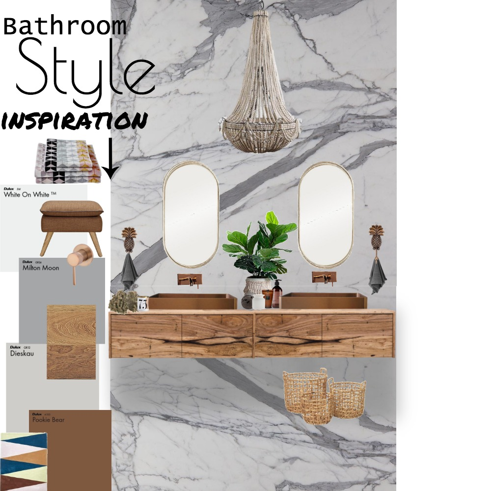 Natural Elements Interior Design Mood Board by RMDesign on Style Sourcebook