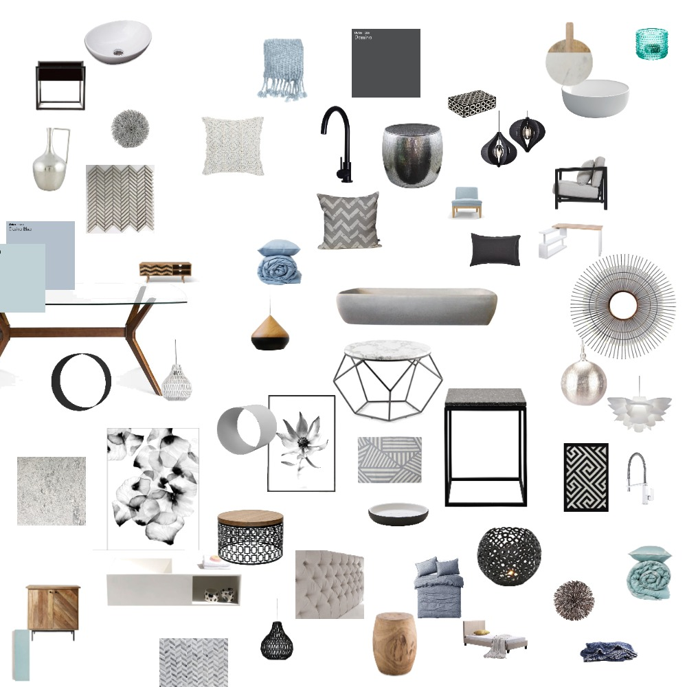 General Interior Design Mood Board by Shez on Style Sourcebook