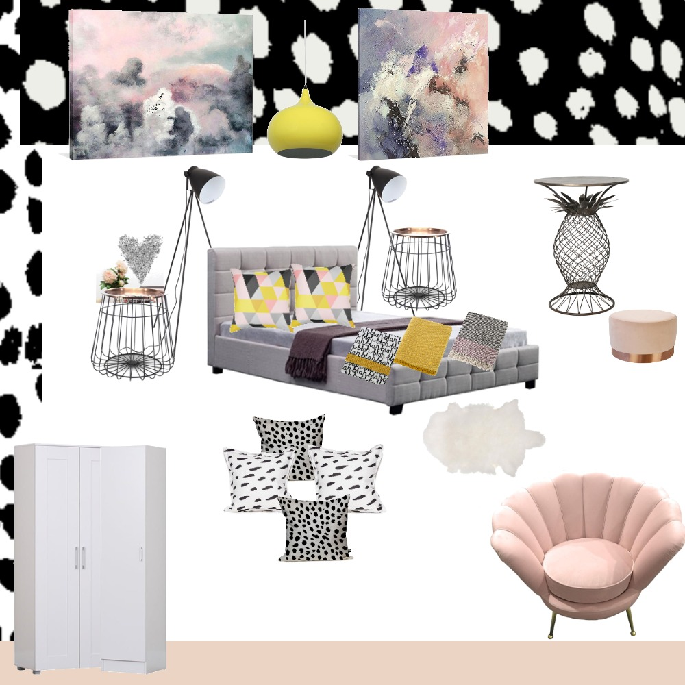 спалня 2 final Interior Design Mood Board by juliya_ivanova on Style Sourcebook