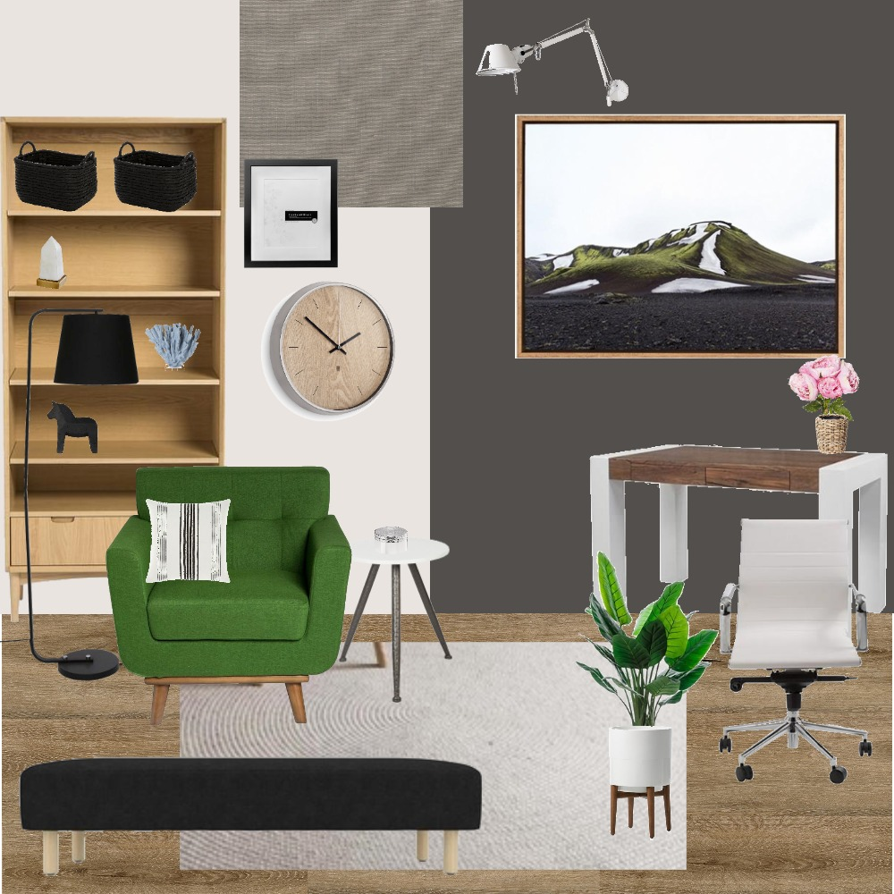 Office Interior Design Mood Board by LindseyHill on Style Sourcebook