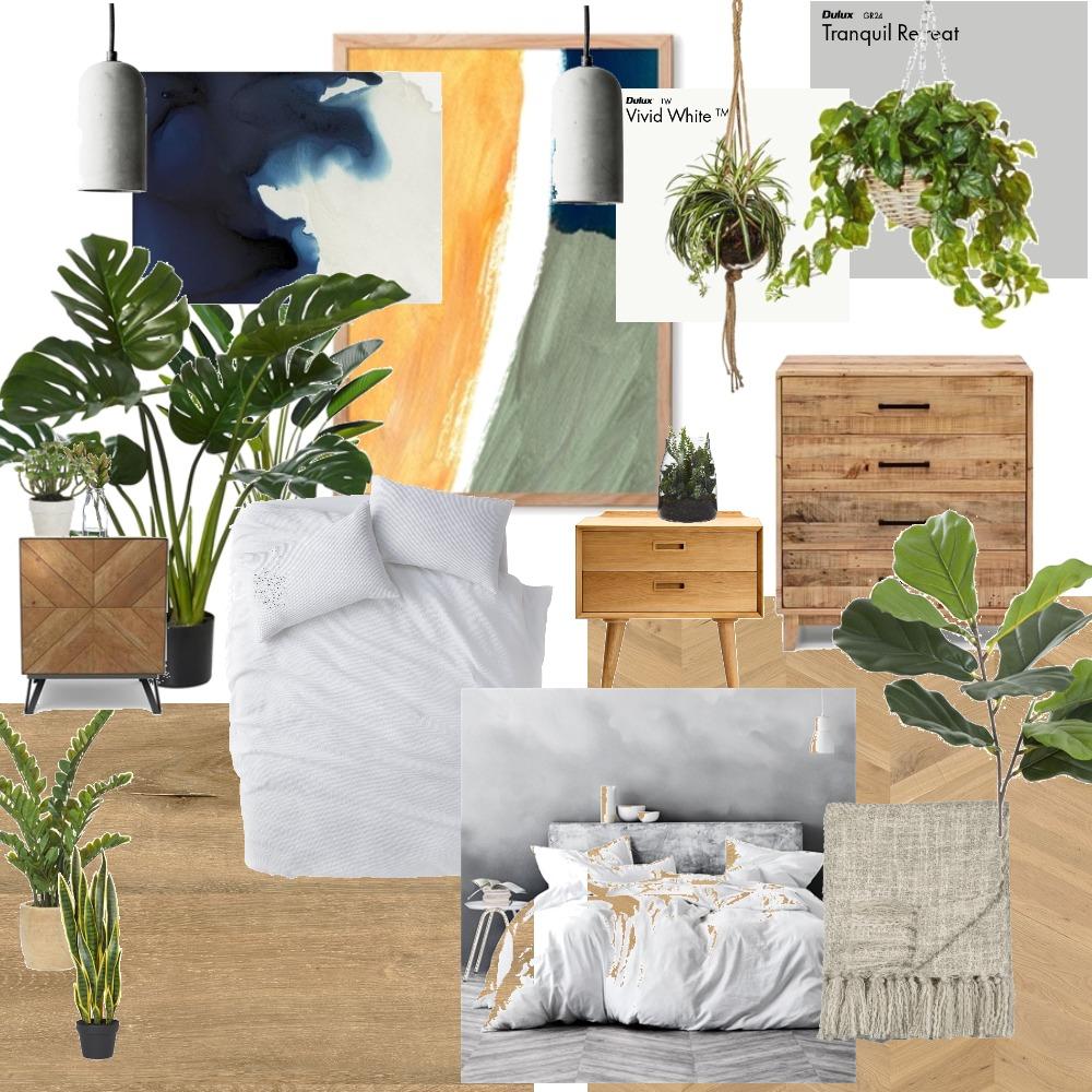 bedroom Interior Design Mood Board by sprawll on Style Sourcebook