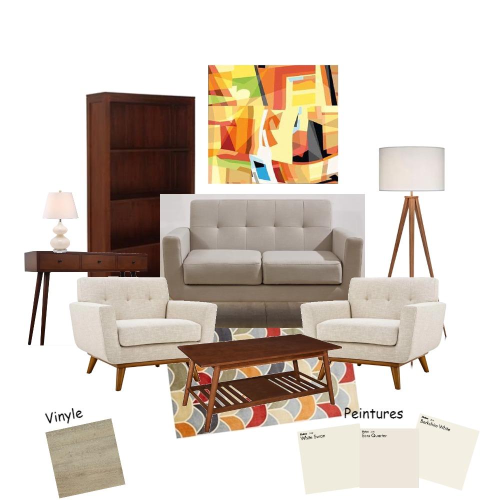 Contemporain Interior Design Mood Board by AtypicalGirl on Style Sourcebook